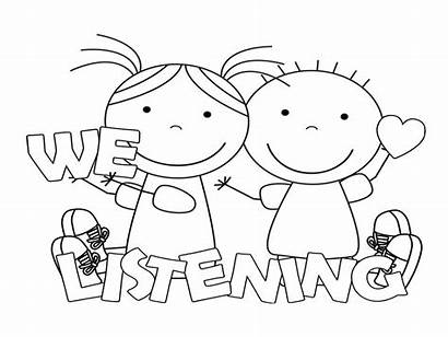 Coloring Pages Therapeutic Therapy Speech Language Door