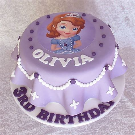 princess sofia cake google search aylas  birthday