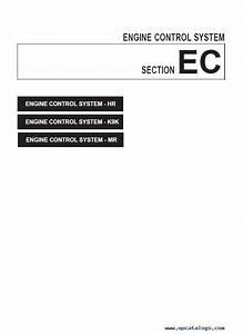 Download Nissan Juke F15 Model Service Manual 2010
