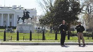 Man shoots himself outside White House: Secret Service ...