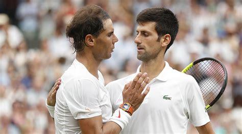 Wimbledon 2018: Djokovic vs Nadal. En directo el partido de semifinales de Wimbledon | Marca.com