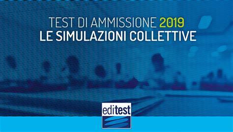 Simulazione Test D Ingresso Giurisprudenza by Simulazioni Collettive Test Ammissione Esercitati Gratis