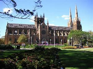 Saint Mary's Cathedral (Sydney) - Wikiwand