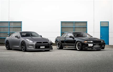 Gtr Generations Wallpaper by Wallpaper Black Nissan Black Nissan Gt R Gtr