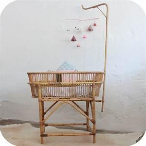 Lit Bébé Vintage : d526 mobilier vintage berceau vintage lit b b vintage f atelier du petit parc ~ Dode.kayakingforconservation.com Idées de Décoration