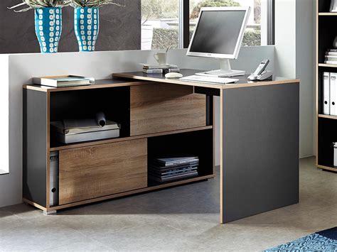 meuble bureau fermé meuble bureau d 39 angle fermé bureau idées de décoration