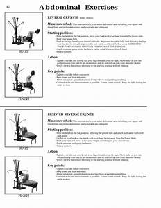 Bowflex Power Pro Xtl Parts List