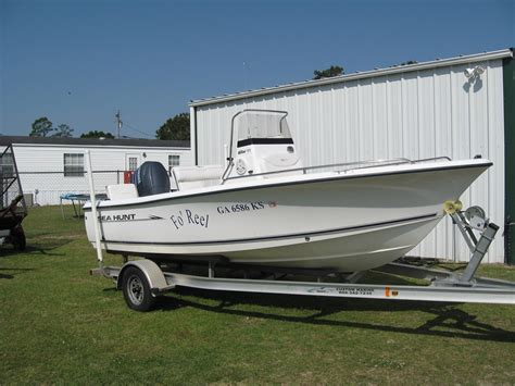 Sea Hunt Boat Trader by Sea Hunt Boats For Sale Near West Columbia Sc
