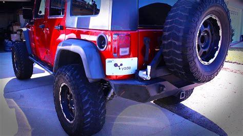 wireless   camera installation jeep rubicon youtube