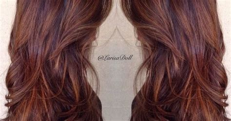 Caramel And Butterscotch Balayage Ombré. I Want My Hair