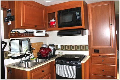 rv kitchen cooking camper inside tips successful secrets camping doityourselfrv campers cook meals know need many rvs often tiny outdoor
