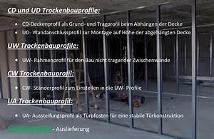 C Profil Trockenbau : trockenbauprofile ~ A.2002-acura-tl-radio.info Haus und Dekorationen