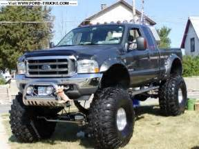Ford F550 4x4 Truck Lifted