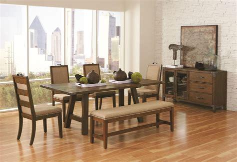 arcadia dining room by coaster furniture furniturepick