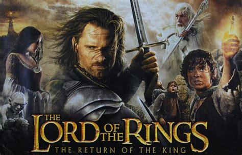 lord   rings  return   king