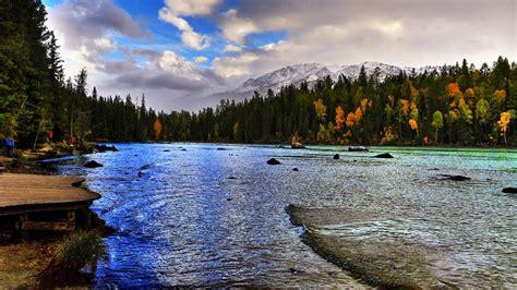 Kanas Lake Xinjiang China Travel Photo Hd Wallpaper 15