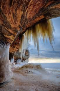 Bayfield Wisconsin Apostle Islands Ice Caves