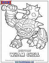 Coloring Skylanders Force Swap Fancy Wham Warnado Shell Lightcore Coloringhome Sheets Header3 Coloriage Water Jcarousel Check Similar Adult Printables Column sketch template