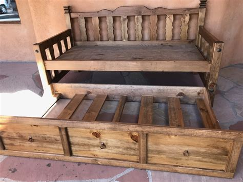 Wood Furniture by Rustic Recycled Wood Furniture