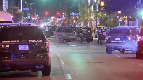 Minneapolis protests: Woman killed after car drives ...