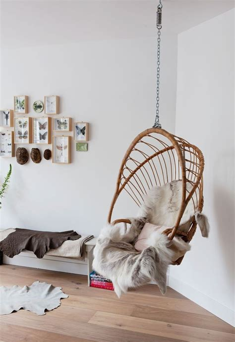 chaise suspendue interieur beautiful indoor swing collections for your home