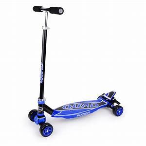 Fuzion Sport 4 Wheel Scooter | Fuzion Scooters