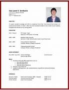 19 Resume Samples For College Students With No Experience Student Resume Templates Student Resume Template EasyJob CV English Example Resume Current College Student Resume High School College Student Resume Template Pictures