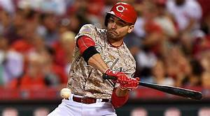 Joey Votto: Reds' star chases history, builds Hall of Fame ...