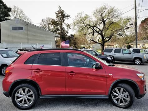 Mitsubishi Dealers In Va by Used 2013 Mitsubishi Outlander Sport Le 2wd For Sale In