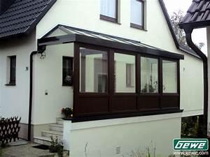 Windfang Hauseingang Selber Bauen. ein vordach aus holz ...