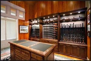 Gun Room Living Guns, Knives and Weapons Pinterest