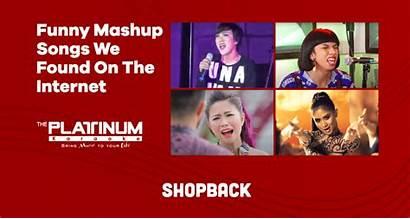 Mashup Funny Shopback