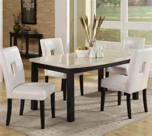 white dining room set homelegance archstone 5 60 inch dining room set w white chairs beyond stores