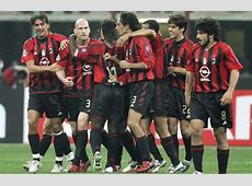 AC Milan's incredible team of the 2000s Where are they