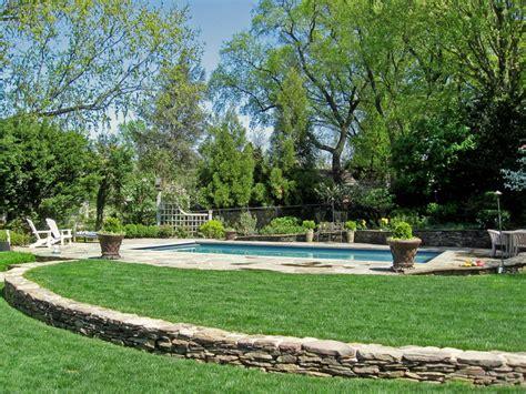 low retaining wall flagstone patio retaining wall designs masonry sisson landcapes