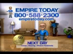 empire flooring song empire carpet empire today commercial end tag youtube