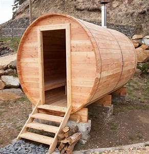 Spa Bois Exterieur : cabine sauna ext rieur en bois acheter au meilleur prix ~ Premium-room.com Idées de Décoration