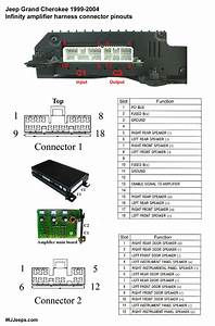 2006 Jeep Grand Cherokee Radio Wiring Diagram