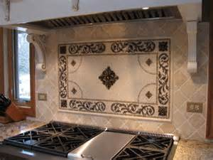 decorative tile inserts kitchen backsplash decorative insert backsplash from landmark metalcoat