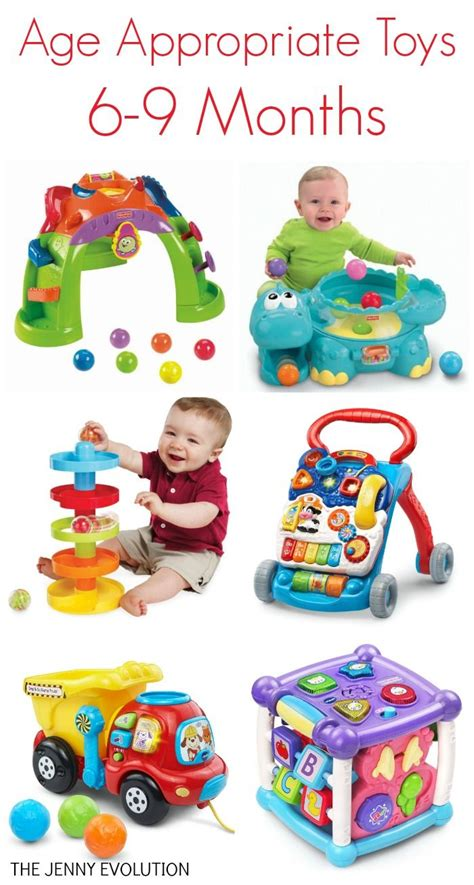 Infant Learning Toys   Months Age Appropriate