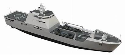 Landing Ship Damen Navy Lst Transport Sharjah