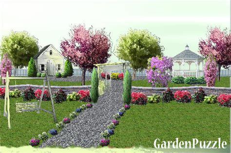 small cottage designs cottage garden gardenpuzzle garden