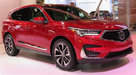 Acura RDX : 2016 Acura Rdx Reviews And Rating