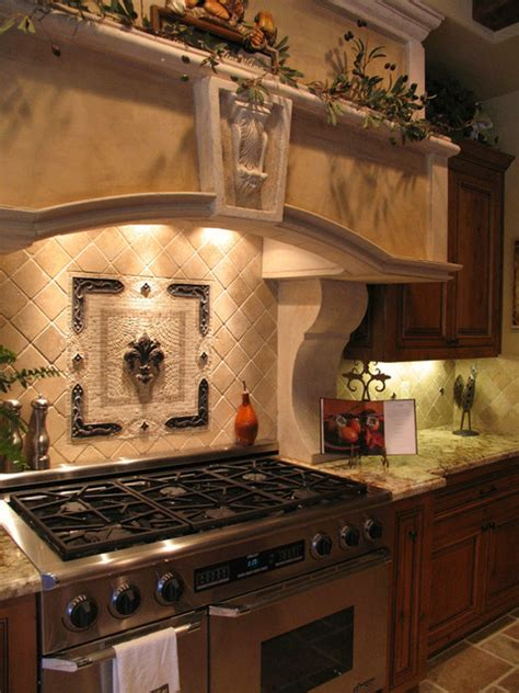 kitchen wall tiling kitchen backsplash mosaic and metal accent mural 3461