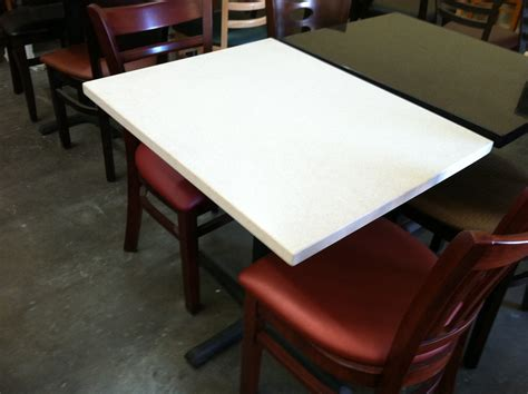 corian table tops solid surface restaurant table tops