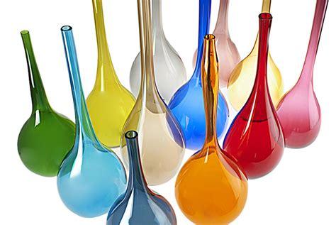 vasi in vetro di murano nasonmoretti vaso bolle vetro di murano rosso acquista