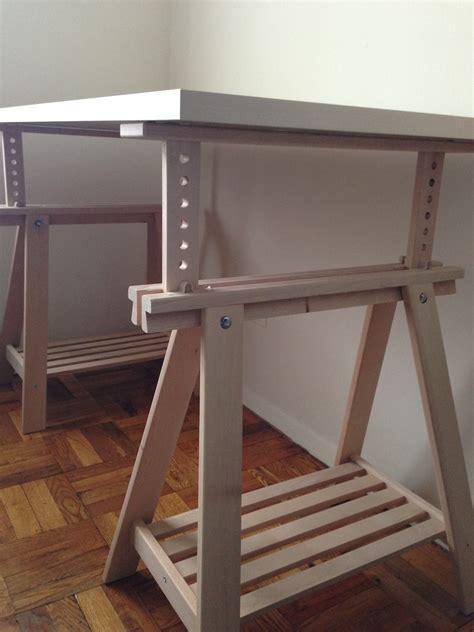built   standing desk ricos  blog