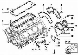 Original Parts For E53 X5 4 6is M62 Sav    Engine   Engine