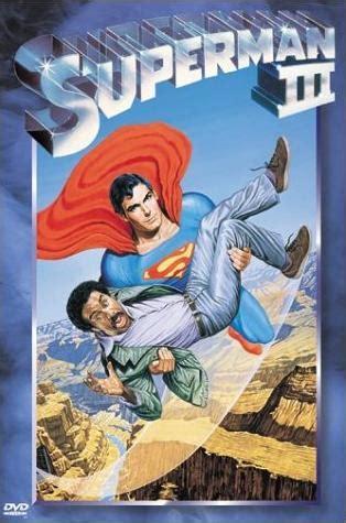 superman iii  dc comics