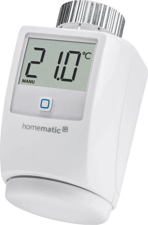 homematic ip smart home raumklima 187 heizk 246 rperthermostat hmip etrv 2 171 kaufen otto